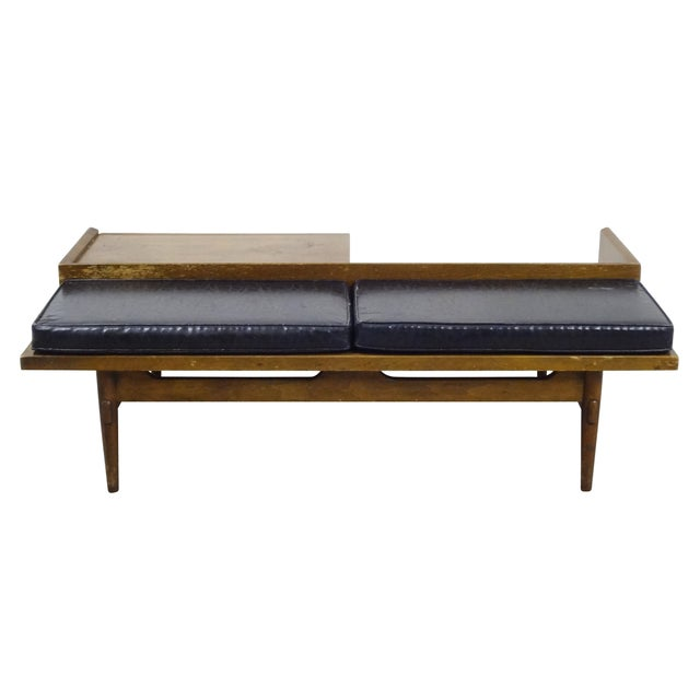 American of Martinsville Coffee Table Bench - Image 9 of 10