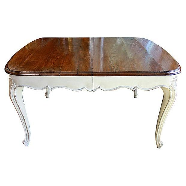19th-C. French Dining Table - Image 2 of 7