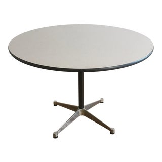 Vintage Herman Miller Eames Aluminum Group Table