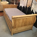 Image of Sleigh Daybed With Trundle
