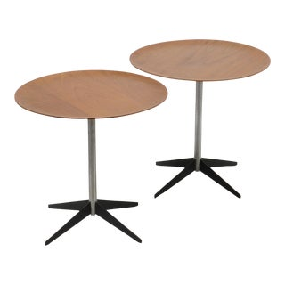 George Nelson Pair of Side Tables by Herman Miller