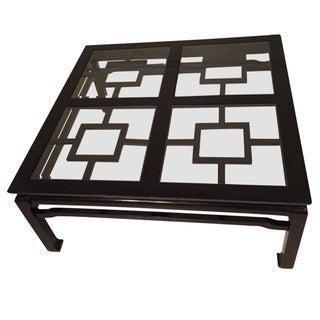 Ming Regency Style Coffee Table