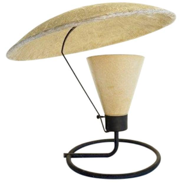 Mitchel Bobrick Style Table Lamp - Image 1 of 6