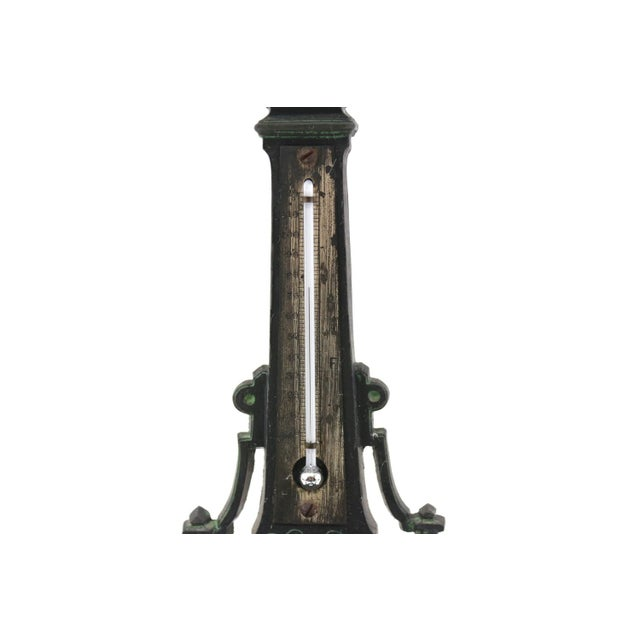 1920s N. Muller Inkwell Thermometer Fountain - Image 5 of 7