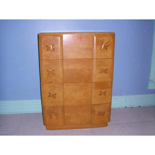 Heywood Wakefield 4 Drawer Rio Dresser Chairish