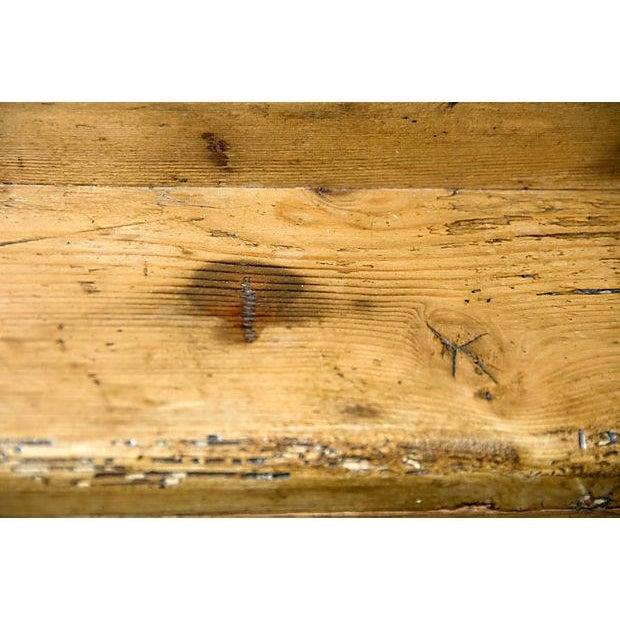 Antique Irish Pine Cupboard - Image 3 of 6