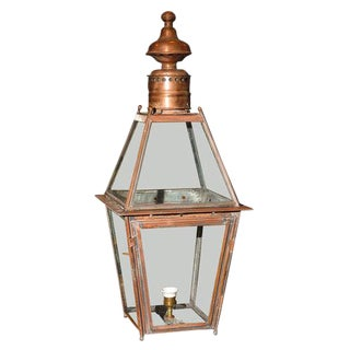 Victorian Gas Lamp as a Table Lamp