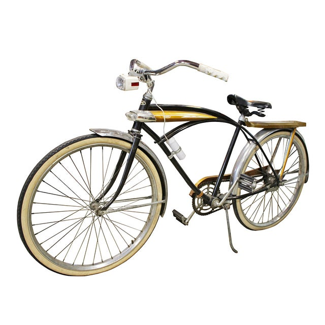 Vintage 1940's AMC Caravan Bicycle - Image 2 of 5
