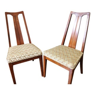 Mid-Century Dining Chairs - A Pair