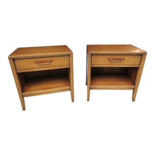 Drexel Meridian Nightstands - A Pair
