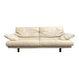 Alanda B&B Italia Leather Sofa