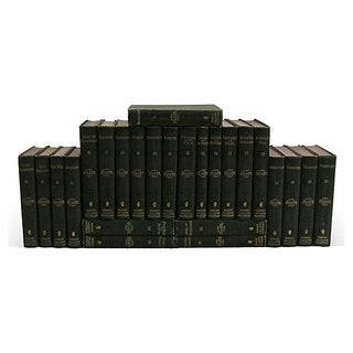 Circa 1877 Waverley Handy Volumes -Set of 25