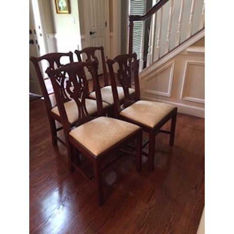 Henkel Harris Side Chairs - Set of 4 - Image 10 of 10