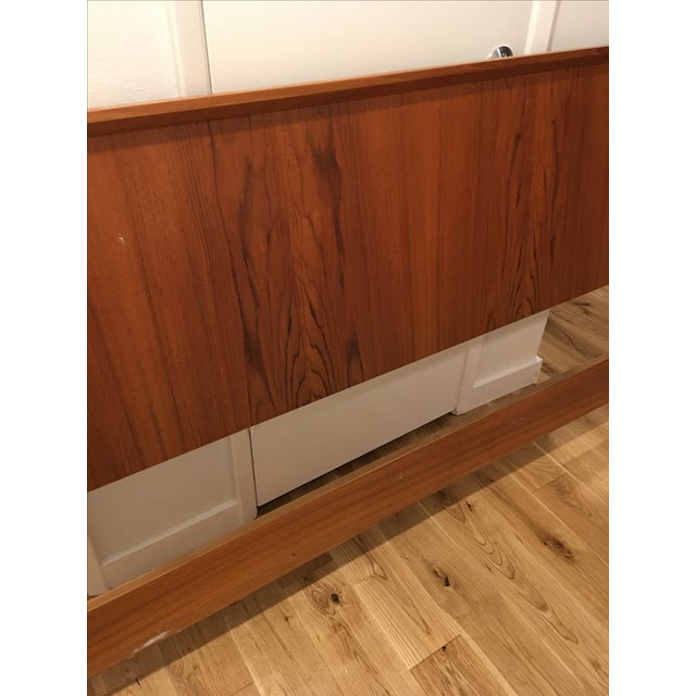 Teak King Size Headboard - Image 6 of 7