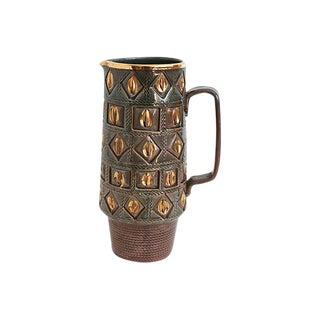 Mid-Century Italian Pitcher Vase