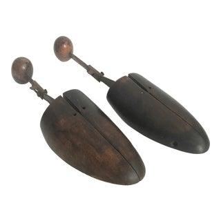 Shoe Forms - Vintage