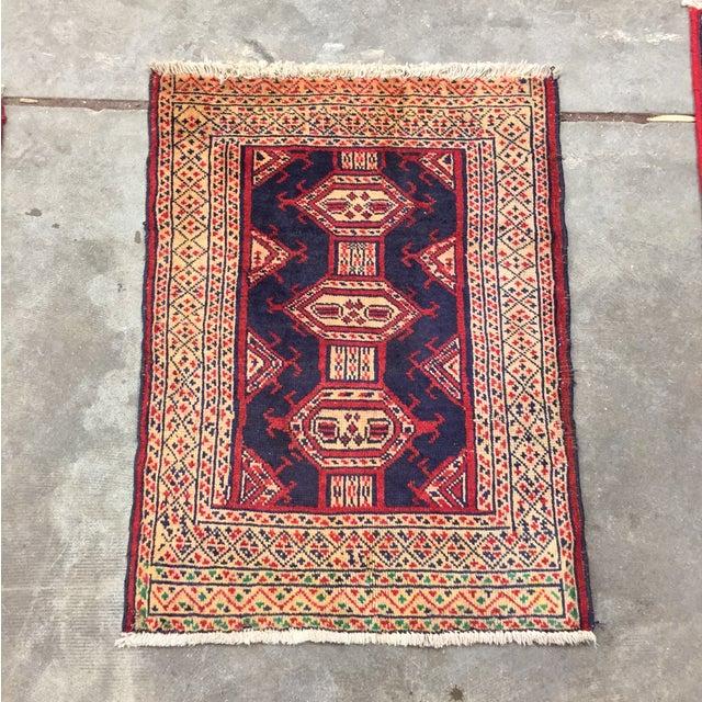 Turkaman Persian Rug - 2′ × 2′9″ - Image 2 of 8