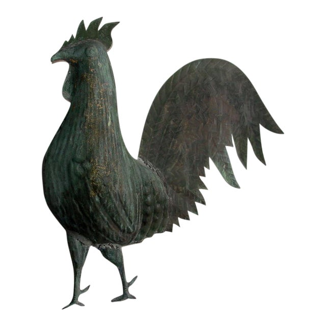 Image of Rooster Weathervane