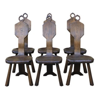 John Barbor Dining Chairs - Set of 6