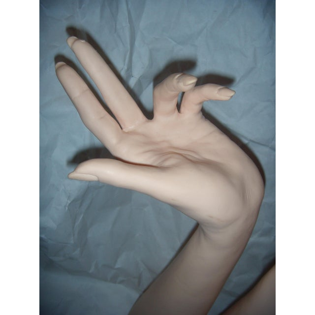 Image of Mannequin Hands/Jewelry Display Forms - Pair