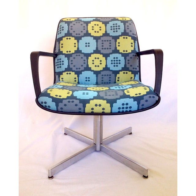 Mid-Century Modern Office Chair - Image 2 of 5