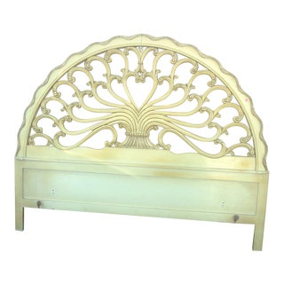 Genova Furniture Co. French Provincial Headboard