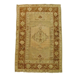 "Turkish Scatter Rug - 3'6"" x 5'5"""