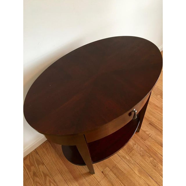 Ethan Allen Side Table - Image 4 of 4