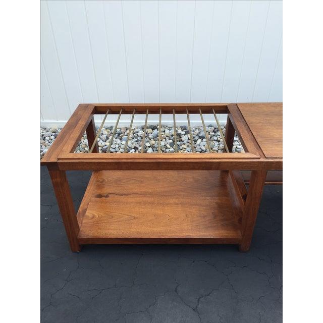 Mid-Century Teak Coffee Table - Image 4 of 9
