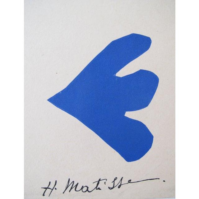 1953 Original Matisse Exhibition Poster - Image 3 of 3