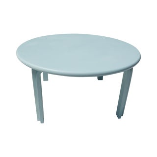 Duck Egg Blue Mid-Century Coffee Table