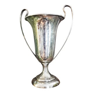 1912 Sterling Silver Golf Trophy
