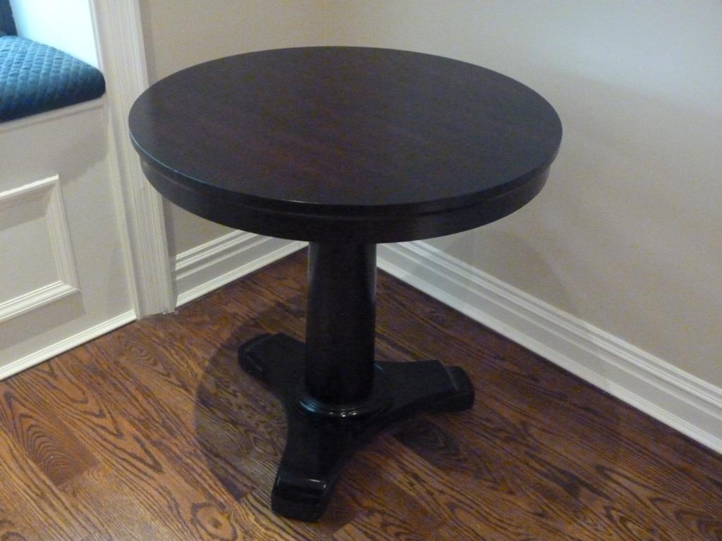 Restoration Hardware Portman Pedestal Table Chairish : restoration hardware portman pedestal table 8596aspectfitampwidth640ampheight640 from www.chairish.com size 640 x 640 jpeg 43kB