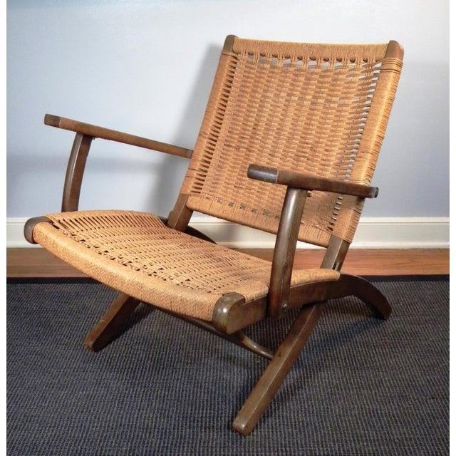 That vintage hans wegner folding chair share