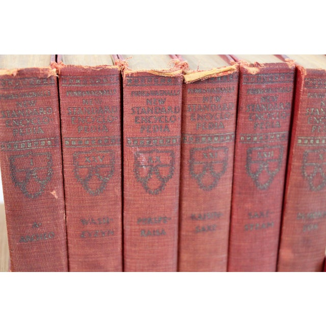 1930's Encyclopedia Set, S/25 - Image 7 of 9