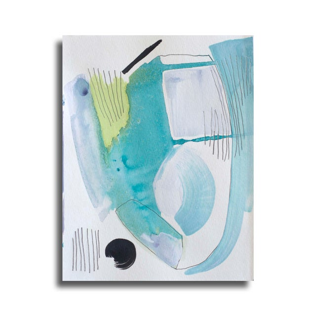 """""""Tiki"""" Original Painting - Image 3 of 3"""