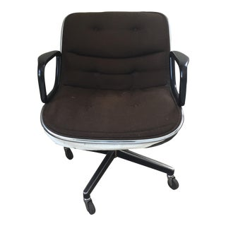 Knoll Vintage Desk Chair Circa 1974