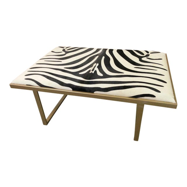 Taylor Burke Home Kelly Coffee Table - Image 1 of 3