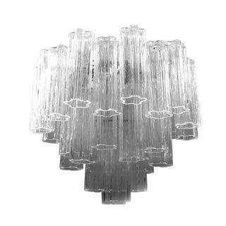 Venini Tronchi Glass Chandelier