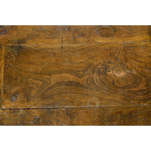 Image of 18th Century Rustic Farm Coffee Table