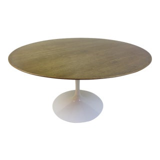 Eero Saarinen Knoll Walnut Dining Table