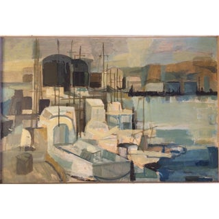 Shipping and Boating Docks by Dorothy Marootian