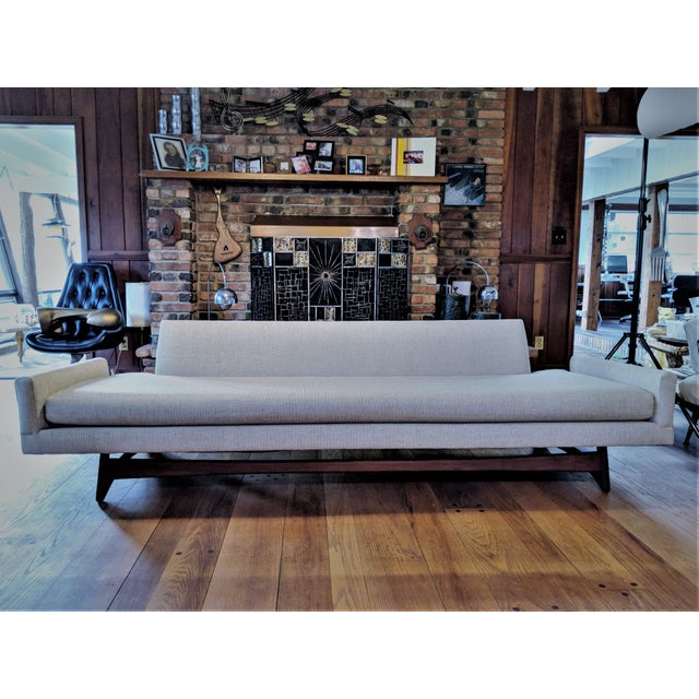 Adrian Pearsall Sofa - Image 9 of 11