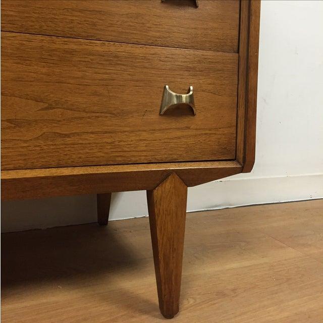Brasilia Style Tall Dresser - Image 10 of 11