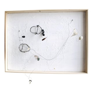 Wood, Wire & Thread Mixed Media
