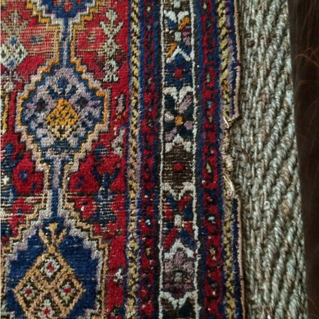 Vintage Turkish Rug - 4′11″ × 6′1″ - Image 6 of 9
