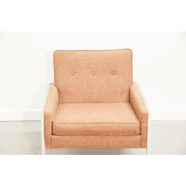 Image of Mid-Century Modern Steelcase Lounge Chair