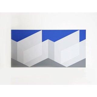 "Josef Albers ""Portfolio 2, Folder 23, Image 2"" Print"