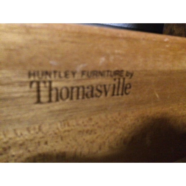 "1975 ""Huntley"" by Thomasville Long Dresser - Image 7 of 7"