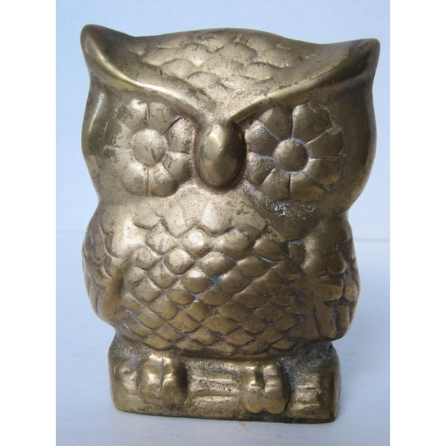 Brass Owl Letter Holder - Image 2 of 5